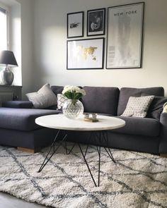 Wohnzimmer / Living Room: Couchtisch Truhe Detroit Canett | Living Room |  Pinterest | Living Rooms And Room