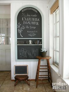 New Farmhouse Ideas and DIY Projects
