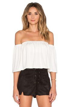5407210c52a Rachel Pally Esmeralda Top in White