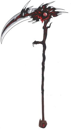 """Sickle Staff"""" : Other by Omega Artworks"""