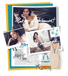 She is really a Tacori Girl by lacas on Polyvore featuring мода, Vivienne Tam, Sergio Rossi, Tacori, Christian Louboutin, Dunn, TacoriGirl, JRDunn and beajrdunntacorigirl