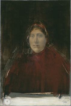 Richard Morin, Rouge Cardinal, 2003