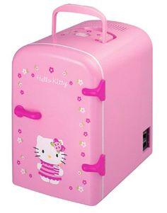 Hello Kitty Mini-Fridge