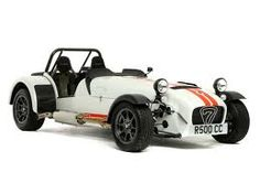 caterham 7 - How much fun does that look?