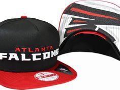 edfe051a83c NFL Atlanta Falcons Snapback NewEra Hats 066 9507