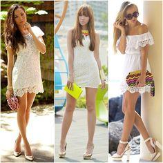 Post de hoje: Acessórios Para Vestidos Brancos Curtos #acessoriosvestidobranco Veja no link: http://vestidoscurtos.net/acessorios-para-vestidos-brancos-curtos/