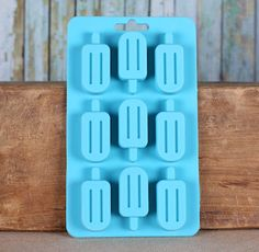 Mini Popsicle Candy Mold