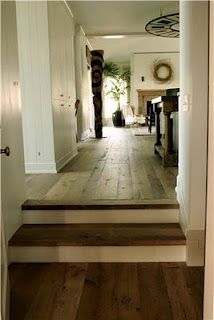 You had me at reclaimed barn wood....