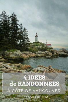 4 idées de randonnées à moins de 45 minutes de Vancouver