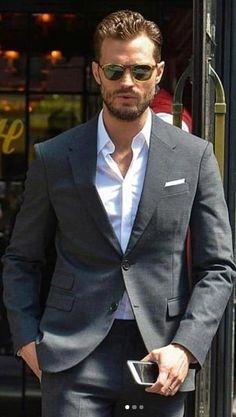 Best Suits for Men - Fashion Trend 2019 Mens Fashion Trends 2019, Mens Fashion Suits, Mens Suits, Suit Men, Fashion 2018, Latest Fashion, Spring Fashion, Anastasia, Best Suits For Men