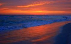 Beach Sunset Tumblr Wallpaper Free Desktop