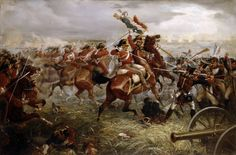 English Historical Fiction Authors: Waterloo: Two Years in a Day