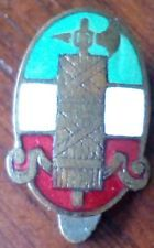 NATIONAL FASCIST PARTY EARLY BUTTON HO BADGE