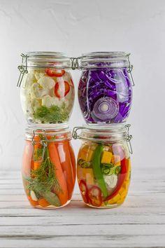 Zdravá a chutná kvasená zelenina! Wine Glass, Tableware, Dinnerware, Tablewares, Dishes, Place Settings, Wine Bottles