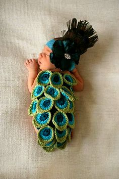 Peacock infant.