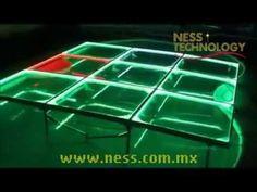 Ness Technology - Módulos para alberca Floor, Glass, Pavement, Drinkware, Boden, Corning Glass, Flooring, Yuri, Tumbler