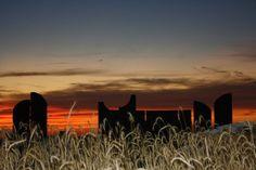 10. Mystical Horizons, the Stonehenge of the Prairie