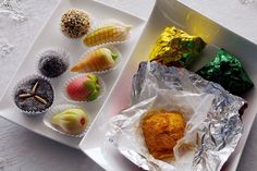 sweets from algarve- Portugal