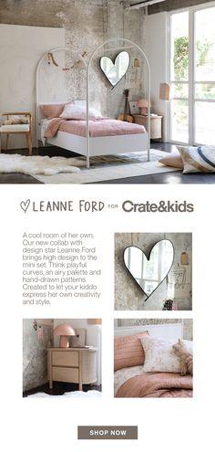 Big Girl Bedrooms, Small Room Bedroom, Little Girl Rooms, Girls Bedroom, Toddler Girl Rooms, Baby Room Decor, Bedroom Decor, Bedroom Ideas, Girl Bedroom Designs