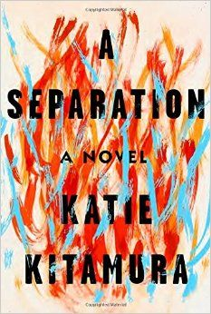 A Separation: A Novel: Katie Kitamura: Christopher and his wife have agreed to separate due to his faithlessness. He goes on a trip to Greece in order to do research for his book when he goes missing. Christopher's wife agrees to go to Greece in search of Christopher.