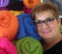 Patti McAleenan - Felting Blog
