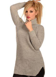 Bayan Triko Boğazlı 2273 Gri | Modelleri ve Uygun Fiyat Avantajıyla | Modabenle