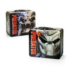 Predator Lunchbox