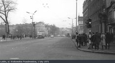 KP 1 luty 1971 r. My Kind Of Town, Poland, Street View, Historia