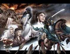 Image result for wheel of time artur hawkwing