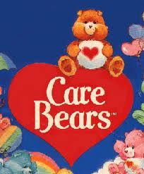 -tenderheart bear. I had a bunch of these. It was my first movie in a theater, too!
