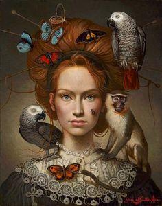 Yana Movchan | OIL | Natural Jewellery