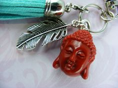 Schlüsselanhänger - Schlüssel / Taschenanhänger - ein Designerstück von Seelen-Schmuck bei DaWanda