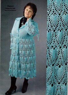 Вязание. Модели для соли…