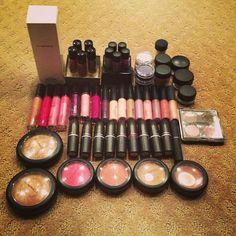 wishing this was my makeup mac