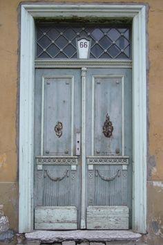 Old Door, Tallinn