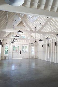 Lombardi House in Los Angeles, California. Lombardi House in Los Angeles, California. Barn Garage, Barn Living, Barn Wedding Venue, Wedding House, Wedding Costs, Barn Weddings, Farmhouse Wedding Venue, Wedding Reception, Horse Wedding