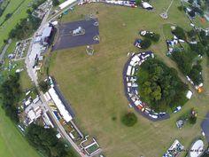 Images by Matt Sadler, V Festival 2014 from the air V Fest, Baseball Field, My Photos, Image, Baseball Park