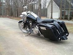 2008 Harley Davidson Road King Classic 21 Inch Wheel