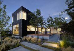 Galería de Casa Show Sugi Ban / Schwartz and Architecture - 1