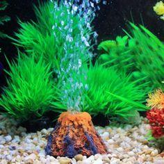 Aquarium Ornament Fish Tank Decoration Pineapple Fish Tank Cave Cartoon Decor XY