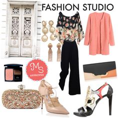 Day out by steffyyeah on Polyvore featuring polyvore, Mode, style, Chicnova Fashion, Jimmy Choo, Pierre Hardy, Marchesa, See by Chloé, Oscar de la Renta and Christian Dior