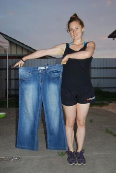 My clients 44kgs lighter :)