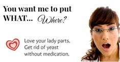 Fight yeast infections without medication boric acid