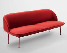 Les objets de désir : le canapé Muuto