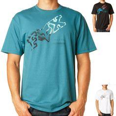 2015 Fox Racing Mens Short Sleeve Shiver Casual Shirt Top