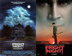 genre: horror Fright Night The first time I saw this I was impressed by this little gem. Horror Movie Posters, Movie Poster Art, Horror Films, Scary Films, Cult Movies, Fright Night 2011, The Stranger Movie, World Of Darkness, Classic Horror Movies