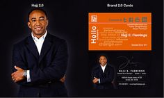 Personal Brand Card