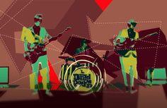 5 videoclips de animación para inspirarse N.º 28 Leer más: http://www.colectivobicicleta.com/2015/08/5-videoclips-de-animacion-28.html