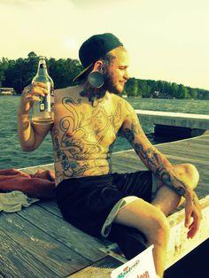 No Tattoos; Die Naked.