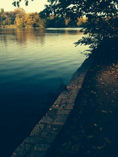 Prospect Park Lake, Brooklyn NY